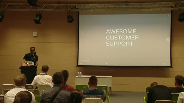 Aleksandar Savkovic: Is your product easy to use and why it isn't