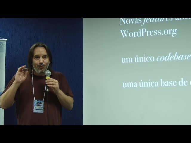 Zé Fontainhas: WordPress Para Enormes Audiências - WordPress.com