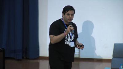 Rafael Poveda: Trabajando en Comunidad - WordPress desde dentro