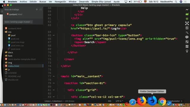 """Luis Doviso: Accesibilidad para la web moderna: """"UX Holistico"""" para un desarrollo de éxito"""