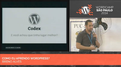 Breno Alves: Como eu aprendo WordPress?