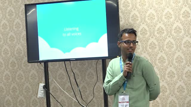 Gaurav Pareek: Diversity And Inclusion In Open Source Communities - An Indian Perspective