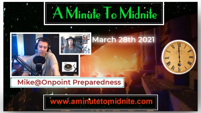 353- Great Chaos? Reset? Awakening? End Time Deception! - Mike@Onpoint Preparedness