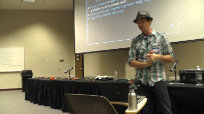 Aaron D. Campbell: The WordPress Community - Getting Involved