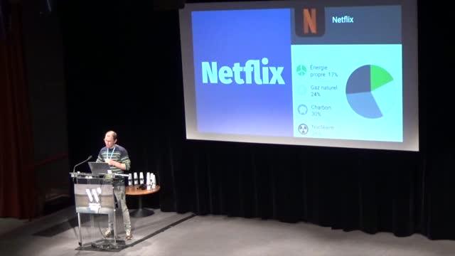 Rémi Corson: Quel impact le web a t-il sur la planète ?