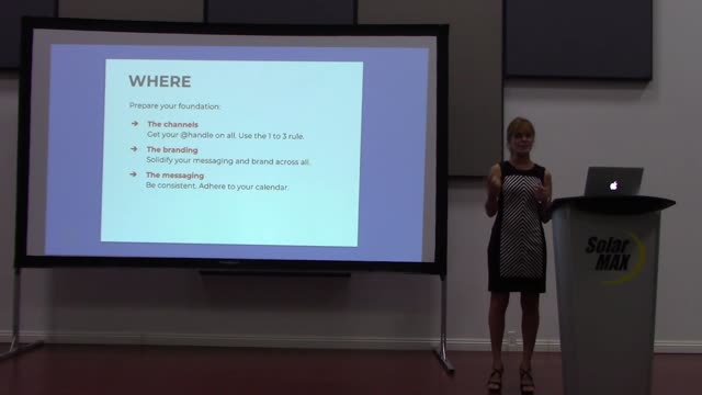 Loxley Browne: You Built a Website… Now What!?! How to Publicize Your Brand.