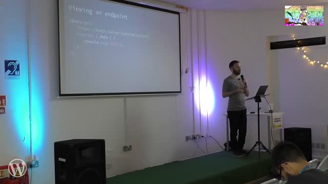 Tom Nowell: Using a REST API for Absolute Beginners