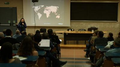 Francesca Marano: La community italiana di WordPress nel 2017, tra team globale e esperienze locali
