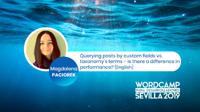 Magdalena Paciorek: Querying posts by custom fields vs. taxonomy's terms