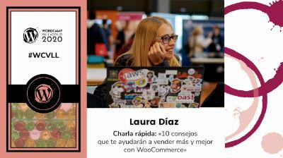 Laura Díaz: 10 consejos que te ayudarán a vender más y mejor con WooCommerce