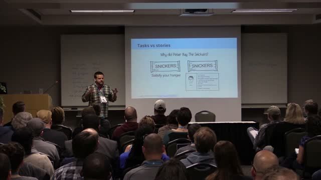 Anthony D Paul: Lean UX Without Skimping on The Meat-Assembling Better Project Requirements