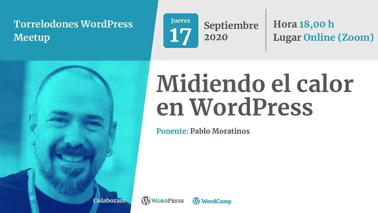 Pablo Moratinos: Midiendo el calor en WordPress