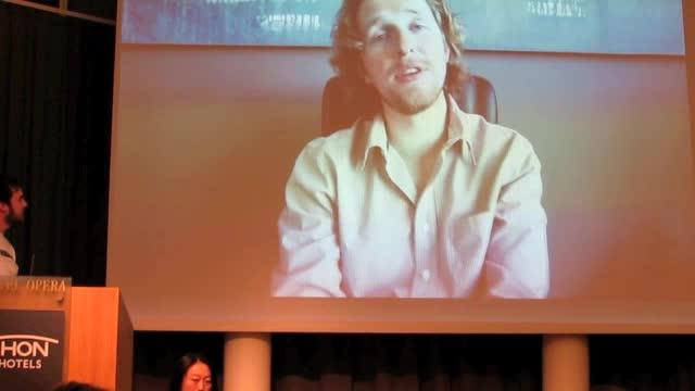 Arnstein Larsen and Scott Basgaard: Velkommen til WordCamp Norway 2012