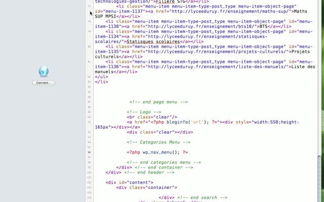 Créer des menus personnalisés avec WordPress 3.0