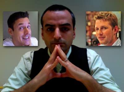 Andrew Warner interviews Matt Mullenweg and Chris Pearson