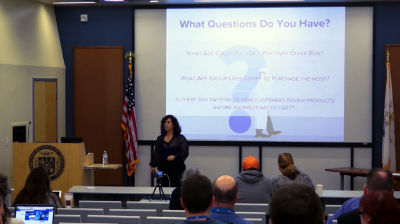 Jennifer Shaheen: What's Your Data Story?