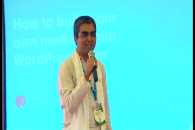 Nagesh Pai: Build You Own Medium Using WordPress.com