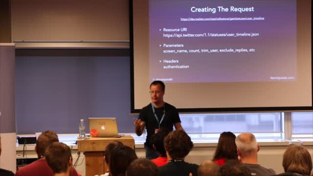 Daniel Pataki: Interacting With REST APIs Within WordPress