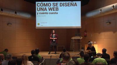 Ana Cirujano: ¿Cómo se diseña una web y cuánto cuesta?