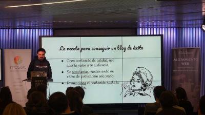 Antonio Villegas: Cómo conseguir un blog de éxito y mantenerlo fácilmente