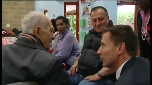 The UK's first Dementia Friendly School on BBC News