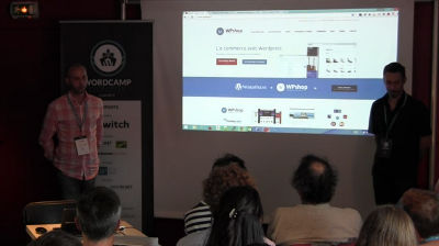Laurent Magnin and Cédric Reynaud : WPshop, le plugin e-commerce francophone pour WordPress