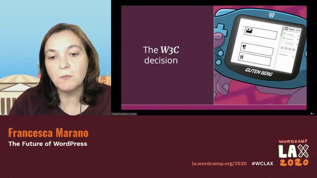 Francesca Marano: The Future of WordPress