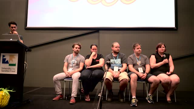 Panel Discussion:  Submitted Questions