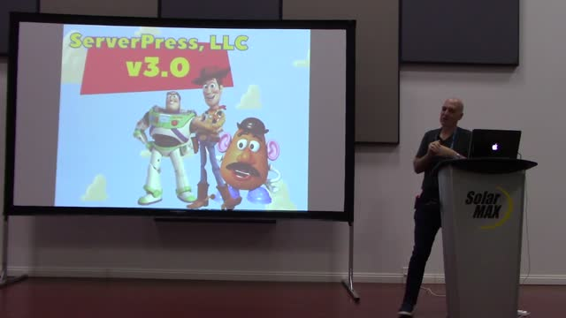 Marc Benzakein: From v1.0 to Infinity (and Beyond)