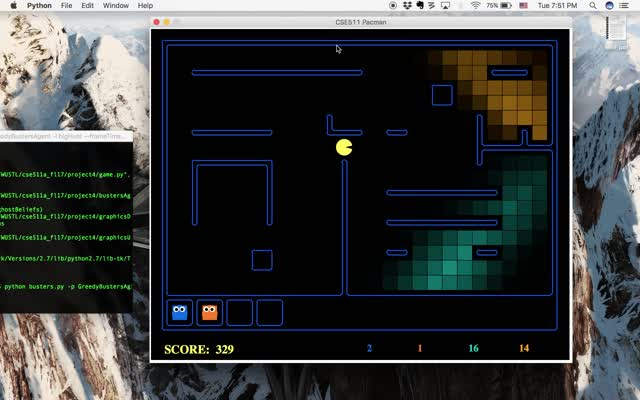 Pacman AI, Part IV – PROJECT-SIGMOID