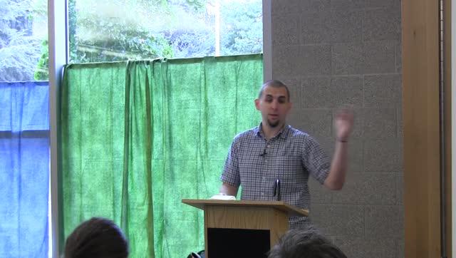 Scott Berkun: Keynote, part one
