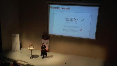 Ana Cirujano: Tipografía responsive: diseño para programadores y blogueros