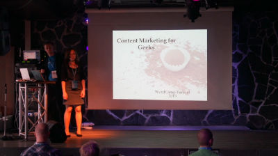 Yana Petrova: Content Marketing for Geeks