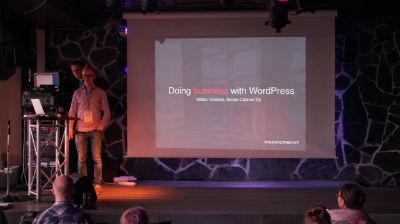 Mikko Virenius: Doing Business with WordPress