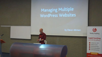 Davor Altman: Managing Multiple WordPress Websites