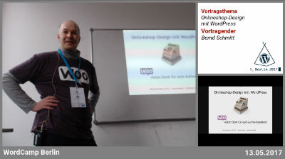Bernd Schmitt: Onlineshop-Design mit WordPress