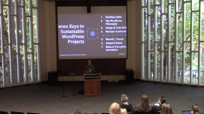Nick Halsey: 7 Keys to Sustainable WordPress Projects, Inspired by Buildings