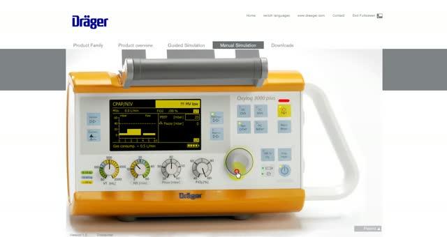 oxylog 3000 ventilator and niv mode a quick tutorial prehospital rh prehospitalmed com drager oxylog 1000 user manual oxylog 2000 user manual pdf