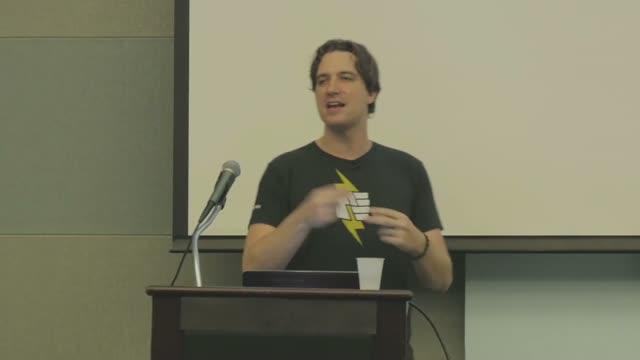 Josh Koenig: Decoupled Development with WordPress API