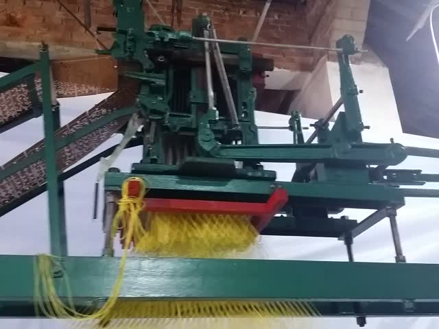 Mat Machine Machinery for pp plastic woven mats from china