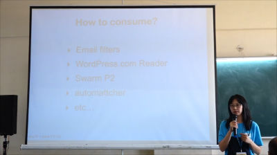 Ashley Lam: How We Communicate At Automattic