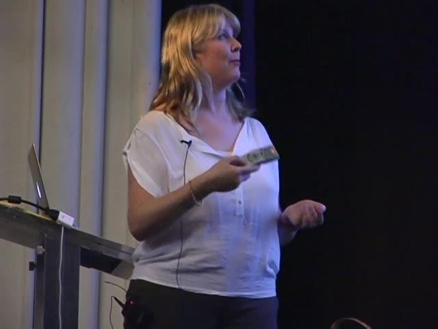 Melinda Samson: Google Analytics 101 Workshop