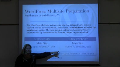 Lisa Sabin-Wilson: Exploring WordPress Multisite