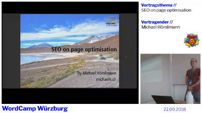 Michael Hörnlimann: SEO On-Page