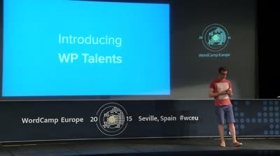 Pascal Birchler: Centralizing WordPress Professionals