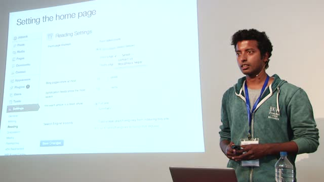 Raushan Jaiswal: WordPress For Beginners