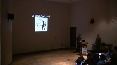 Kurt Payne & Josh Hansen: do_action('hack_me') Advanced Security for Plugins
