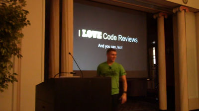Brian Richards: I ❤️ Code Reviews and So Can You