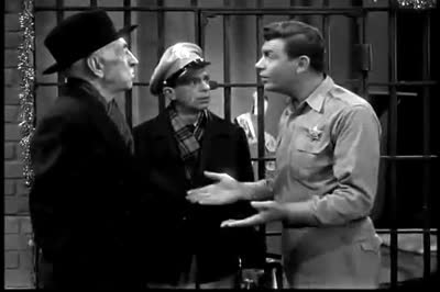 the andy griffith show s01e11 christmas story ben breaks the law - Andy Griffith Show Christmas Story