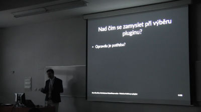 Udržitelnost WordPress webu od Petr Hlavička